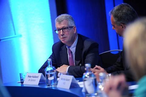 The Digital Insurer, Peter Hubbard